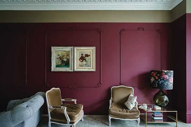 Farrow & Ball Preference Red (297) - Paint-Paper.nl