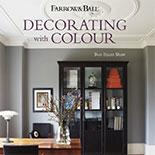 Krijtverf Farrow & Ball Boek Decorating with Colour